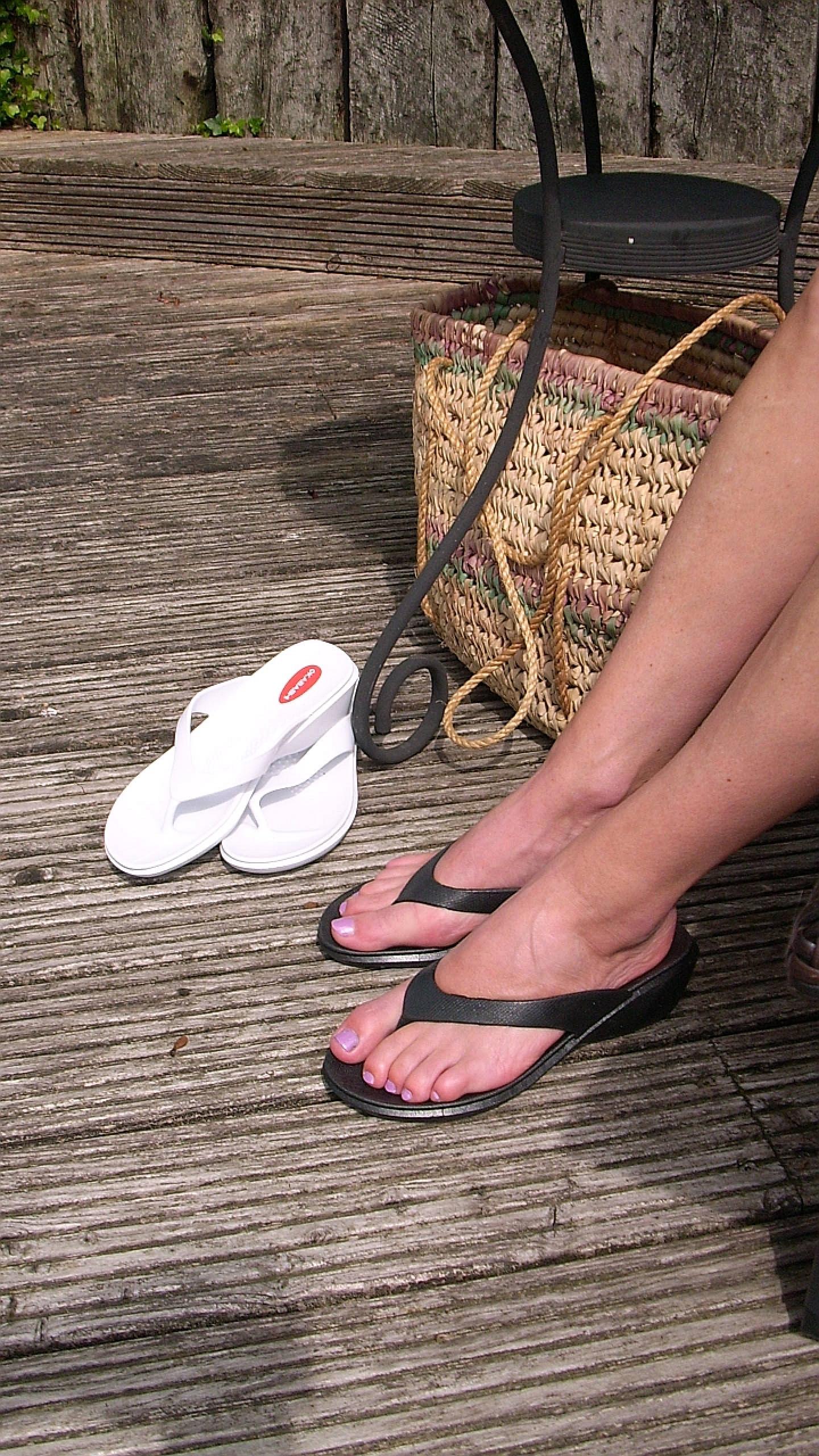 Damen Füße Bilder